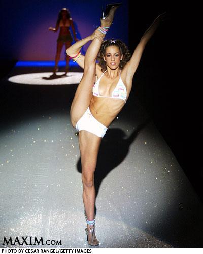 Mujeres mas sexys de las olimpiadas
