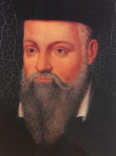 Nostradamus, profeta y visionario