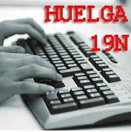 Huelga Informática 19N