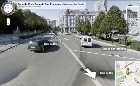 google-street-oviedo