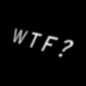 Lost WTF?