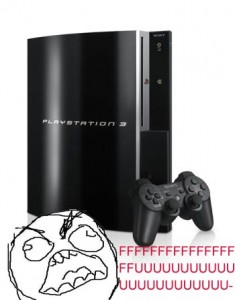 PS3 FFFUUUUU