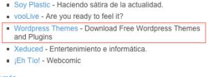 Spammer en WordPress