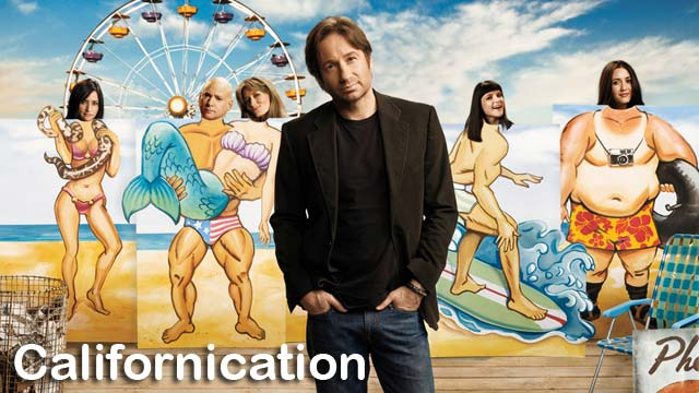 Los protas de Californication
