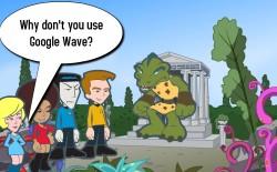 Google Wave, casos de uso