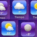Weather Icon iPhone
