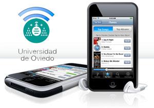 iPhone Uniovi
