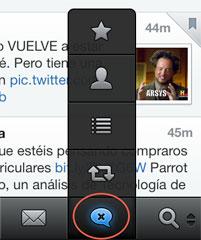 Mute en Tweetbot