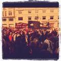 Manifestación 15m
