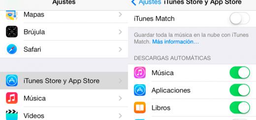Desactivar actualizaciones automáticas en el iPhone